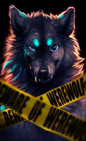 Beware of Werewolf by TamberElla