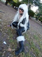 Black Cat Cosplay by Mirian