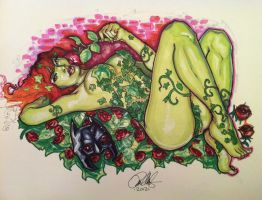Poison Ivy by Rvalenzuela80