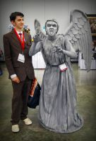 Weeping Angel by keepsake20