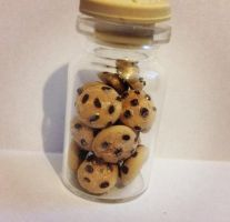 Jar of Cookies! by Petit-Chamallow