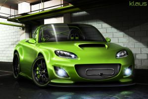 Mazda MX5 by Klaus-Designs