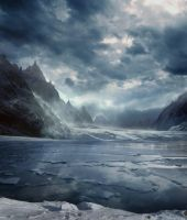 Arctic Tundra by Emerald-Depths
