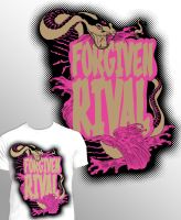 Forgiven Rival Tee Design 2 by my-name-is-annie