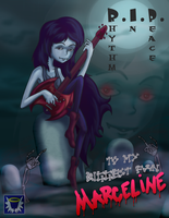 Marceline the Vampire Queen by BlueSerenity