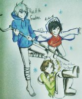 Dreamworks Animation Boys by Hinarah59