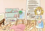 Look At That Messy Room by TheRainbowRose