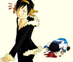 ..ends up dead. by crazyKisuke