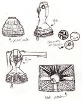 fashion design 2 by ZombieHeart