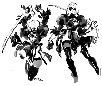 2B by wiltking