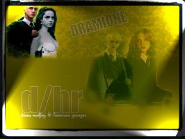 Draco and Hermione wallpaper by spazzy-faye-liz