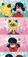 miraculous comic: we have a little time by SilenceArtist