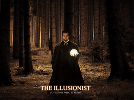 The Illusionist LP by Mantis33