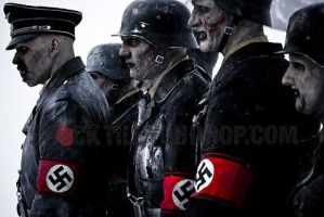 Nazi Zombies by VikingQuest