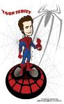 The Amazing Spider Man - Andrew Garfield Version by toonseries