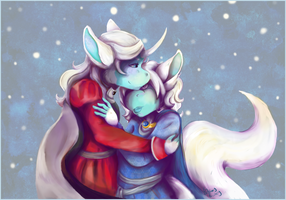 Embrace by PirateKay