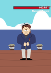 TSoT Battle: Russell Crowe by Lolwutburger