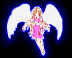 Pixel Angel Michell by Yorulla