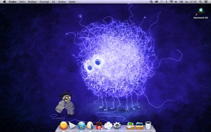 Mac desktop by alex8908
