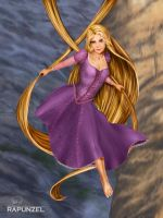 Rapunzel by Jeff-H