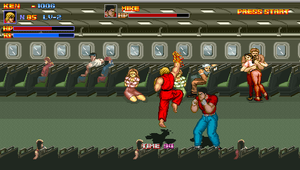 Fighting Street screenshot by SEEProduction