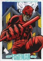 Daredevil1 PSC by Foreman by chris-foreman