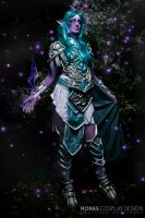 Tyrande Whisperwind- Heroes of the Storm by o0shokei0o