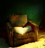granny's chair by Keid-89