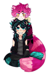 The fluff is mine by Bad0Romance