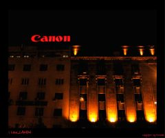 I can ... CANON by absinthFenix