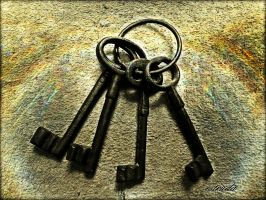 The Keys To Life by Estruda