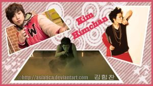 Himchan 'Out Of Bounds' Wallpaper by Asiatica