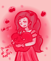 ApplePrincess by Ana-The-Unknown