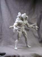 Marvel Select Venom Madness mutation by BLACKPLAGUE1348