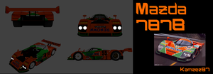 Mazda 787B by Kamzez97