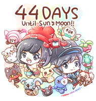 Pokemon Sun Moon Countdown
