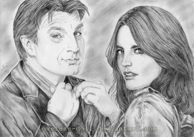 Caskett gift by Loveless-Doll