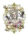 MY Marie Antoinette Tattoo by SlicedBerry-Pro