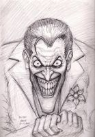 the joker 10-11-2012 by myconius