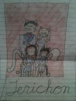 The Lost Family - Jerichon by IceCat19