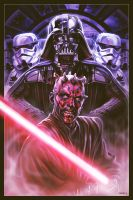 Join the Dark Side - Star Wars by EddieHolly