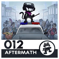 Monstercat Album Cover 012: Aftermath by petirep