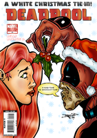 Deadpool X-Mas 2009 by BouncieD