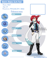 .:Elite Four Haley:. by ShootingStar03