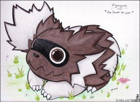 Adorable Zigzagoon by Ageman20XX