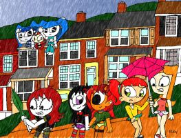 april showers by Rayryan