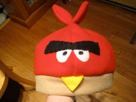 Angrybirds Hat by artemis5096