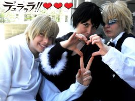 Durarara is Love by Smexy-Boy