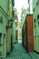 Rigas Old town by Artursphoto