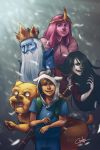 Adventure Time by Ctreuse109